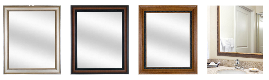 custom mirrors framing